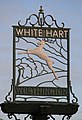 The Sign of the White Hart, Duffield - geograph.org.uk - 1108475.jpg