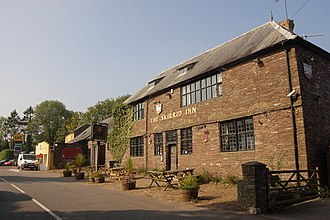 Ysgyryd Fawr - The Skirrid Mountain Inn