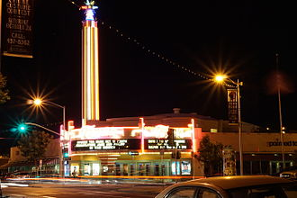 Fresno, California - The Tower Theatre