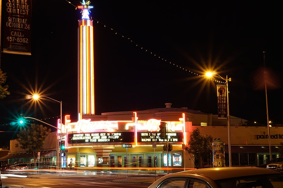 The Tower Theater, Fresno, CA
