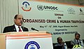 "The Union Home Secretary, Shri Madhukar Gupta delivering the inaugural address at a seminar on ""Organised Crime and Human Trafficking"", organised by the Central Bureau of Investigation (CBI), in New Delhi on May 11, 2009.jpg"