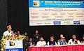 The Vice President, Shri M. Venkaiah Naidu addressing the 9th Indian Youth Science Congress, in Hamirpur, Himachal Pradesh.jpg