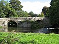 The bridge over the River Chew at Publow - geograph.org.uk - 234998.jpg