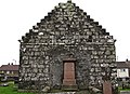 The east facing wall of the Old Kirk at Tullibody.jpg