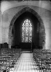 The east window, Aberdyfi church