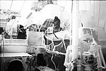 The forward superstructure of HMS Manchester in Arctic waters (6105881358).jpg