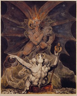 The number of the beast is 666 Philadelphia, Rosenbach Museum and Library.jpg