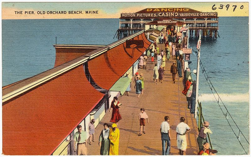 Old Orchard Beach To New York City
