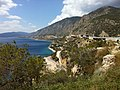 The road from Athens to Corinth, Greece - panoramio.jpg