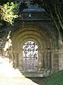 The south door of Ryal Church - geograph.org.uk - 624240.jpg