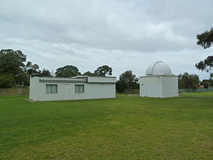 The Heights Observatory - The Heights Observatory (Adelaide Observatory)