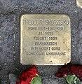 Theodor Skorzisko, Stolperstein Hamburger Rathaus.JPG