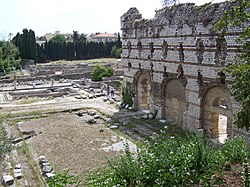 Liste de thermes romains wikip dia for Bains thermaux france