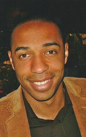 2003–04 Arsenal F.C. season - Image: Thierry Henry 2007