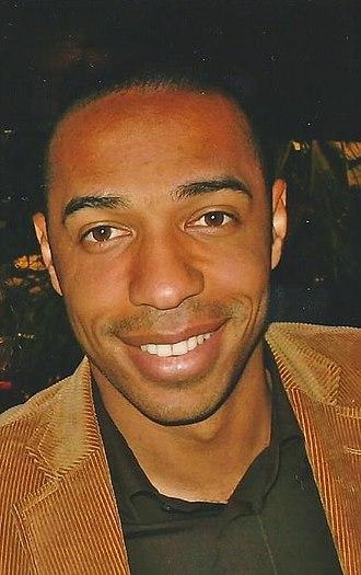 2003–04 Arsenal F.C. season - Image: Thierry Henry 2007
