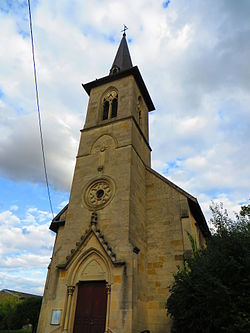 Thillot L'église Saint-Abdon.JPG