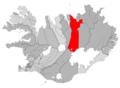 Thingeyjarsveit map.png