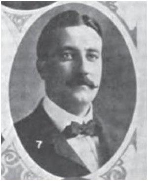 Thomas P. Barnett - Tom P. Barnett in 1904