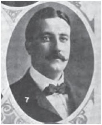Thomas P. Barnett - Tom P. Barnett in 1904