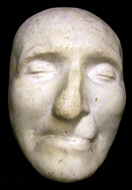 Thomas Paine's death Mask