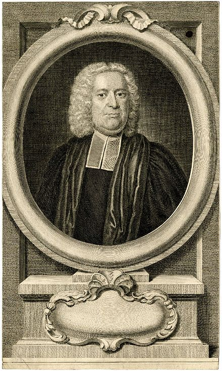 Thomas Stackhouse, 1743 engraving by George Vertue, after John Wollaston. Thomas Stackhouse Vertue.jpg
