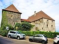 Thonon-les-Bains. Château de Rives. (2). 2015-06-21.JPG