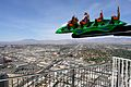 Thrill Ride (Super Shot) on top of the Stratosphere, Las Vegas (3479614068).jpg