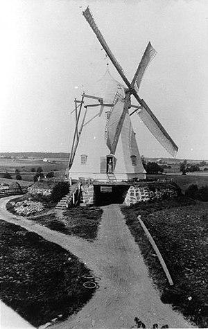 Tibberup Windmill - Tibberup Windmill