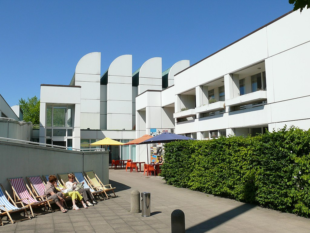 Musée du design Bauhaus Archiv à Berlin - Photo de Fridolin freudenfett (Peter Kuley).