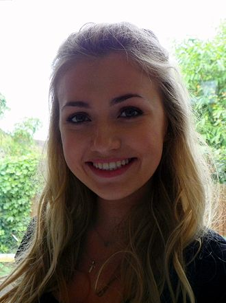 Louise Mitchell - Tilly Keeper was cast as Louise.