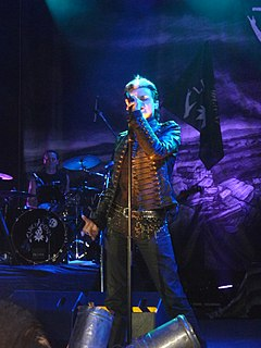 Lacrimosa (band) German-Swiss metal band