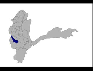 Tishkan District Place in Badakhshan, eastern Afghanistan