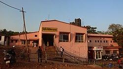 Tivim Konkan Railway Station, Goa, India.jpg