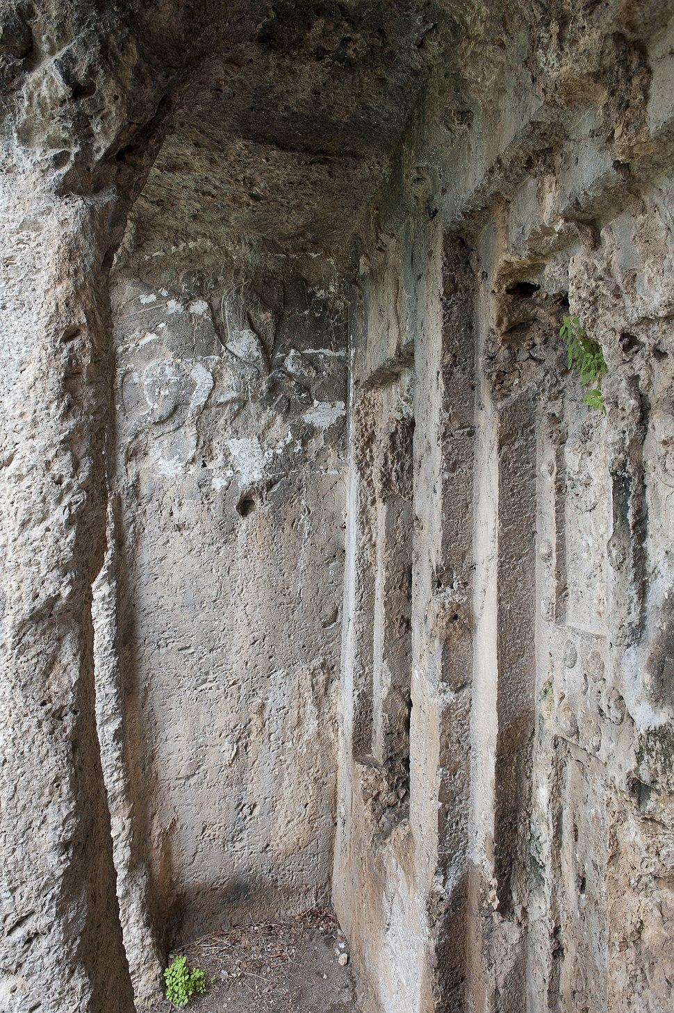 Tlos Bellerophon grave 5615