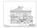 Todd Place, 1103 Vernon Street, La Grange, Troup County, GA HABS GA,143-LAGR,2- (sheet 6 of 9).png