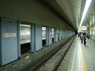 Daimon Station (Tokyo) metro station in Minato, Tokyo, Japan