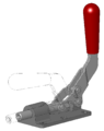 Toggle-clamp manual push-pull opened outline 3D.png