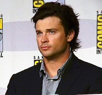 Tom Welling - Welling at Comic Con in 2010