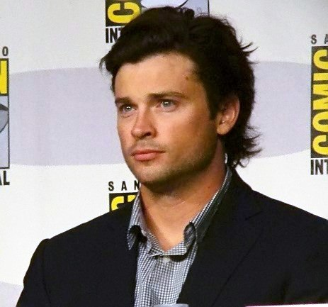 Tom Welling Comic Con (cropped)
