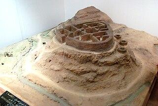 Tin Hinan Tomb monumental tomb