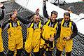 Tonnerres de Brest 2012 - Equipage du Spindrift Racing - 007.jpg