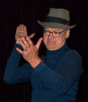 Tony Conrad - Tony Conrad at the DeStijl/Freedom From Festival in Minneapolis-Saint Paul in October 2003.