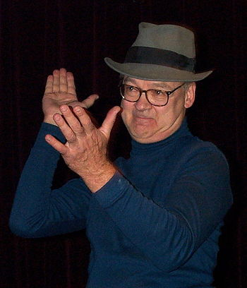 English: Tony Conrad at the DeStijl/Freedom Fr...