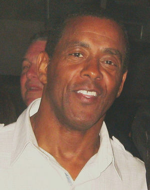 Tony Dorsett - Dorsett in 2009