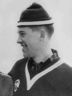 Torbjørn Yggeseth Norwegian ski jumper