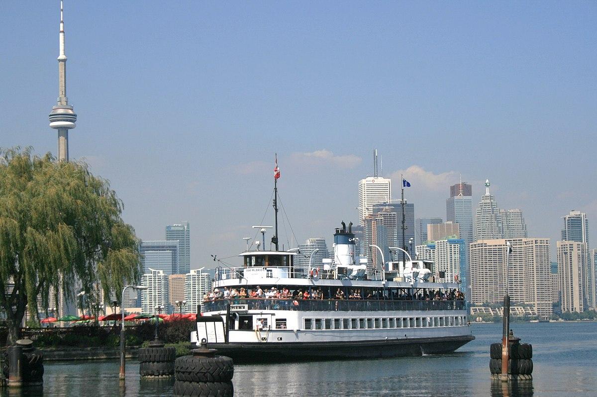 Ferry Terminal Toronto Island