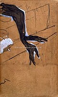Toulouse-Lautrec - LES GANTS NOIRS D'YVETTE GUILBERT, 1894, MTL.161.jpg
