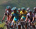 Tour de France 2010, groep der favorieten op aubisque (14683860708).jpg