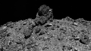Narrated tour of Bennu's most prominent surface features