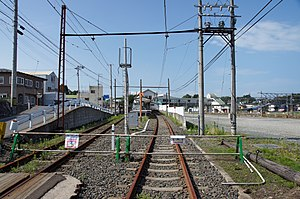 Towada-Kanko Electric Railway Misawa Station Misawa Aomori pref Japan14n.jpg